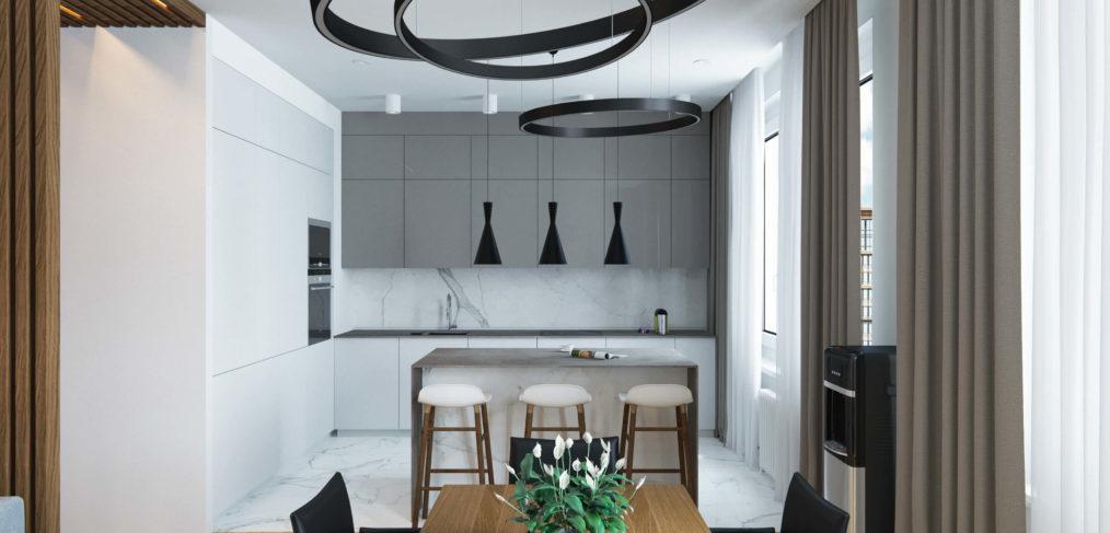 geometrium планировка кухни