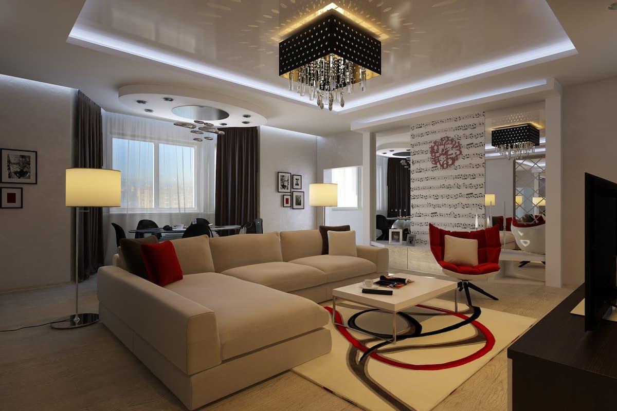 Дизайн бар в квартире