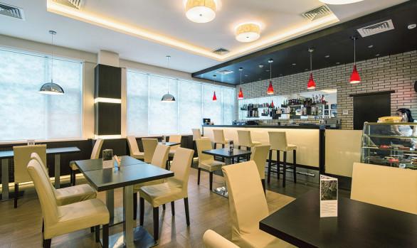 Кафе-бар «Калибр»