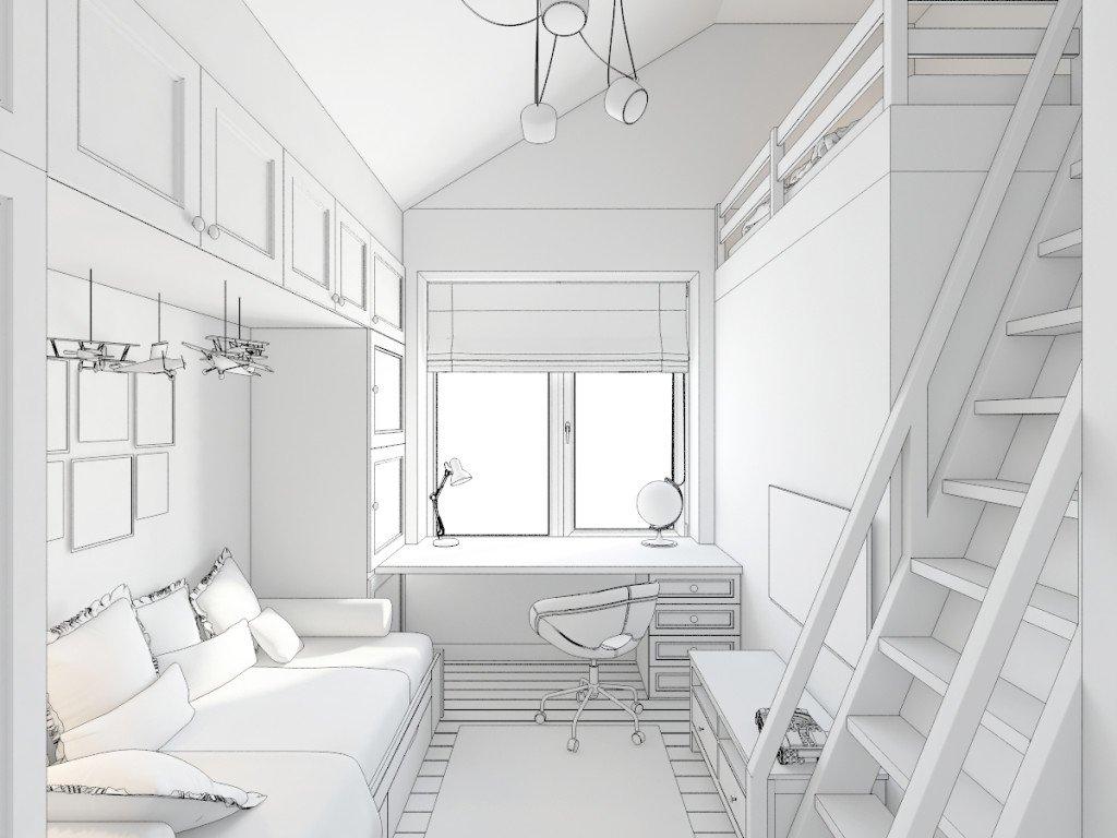 Комната Ярослава (1)