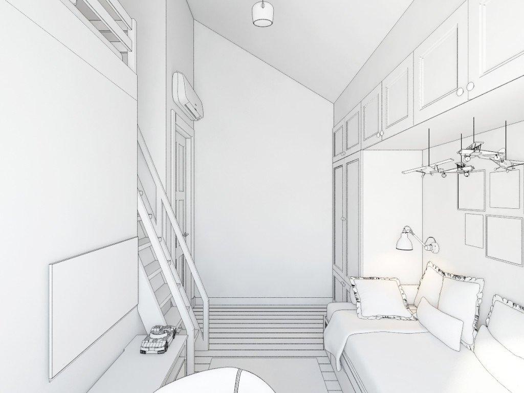 Комната Ярослава (2)