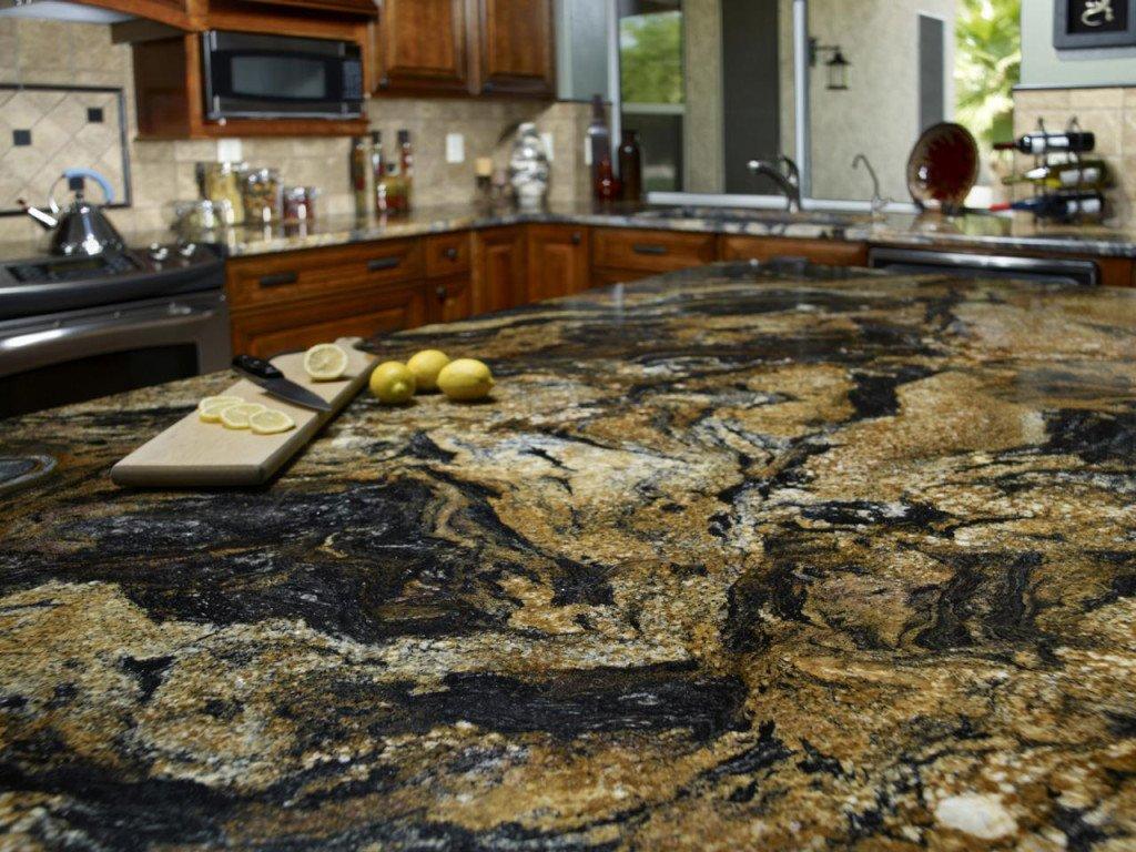 Кухонная столешница: какую столешницу лучше выбрать на кухню