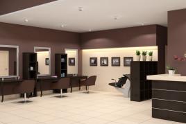 Дизайн салонов красоты, парикмахерских