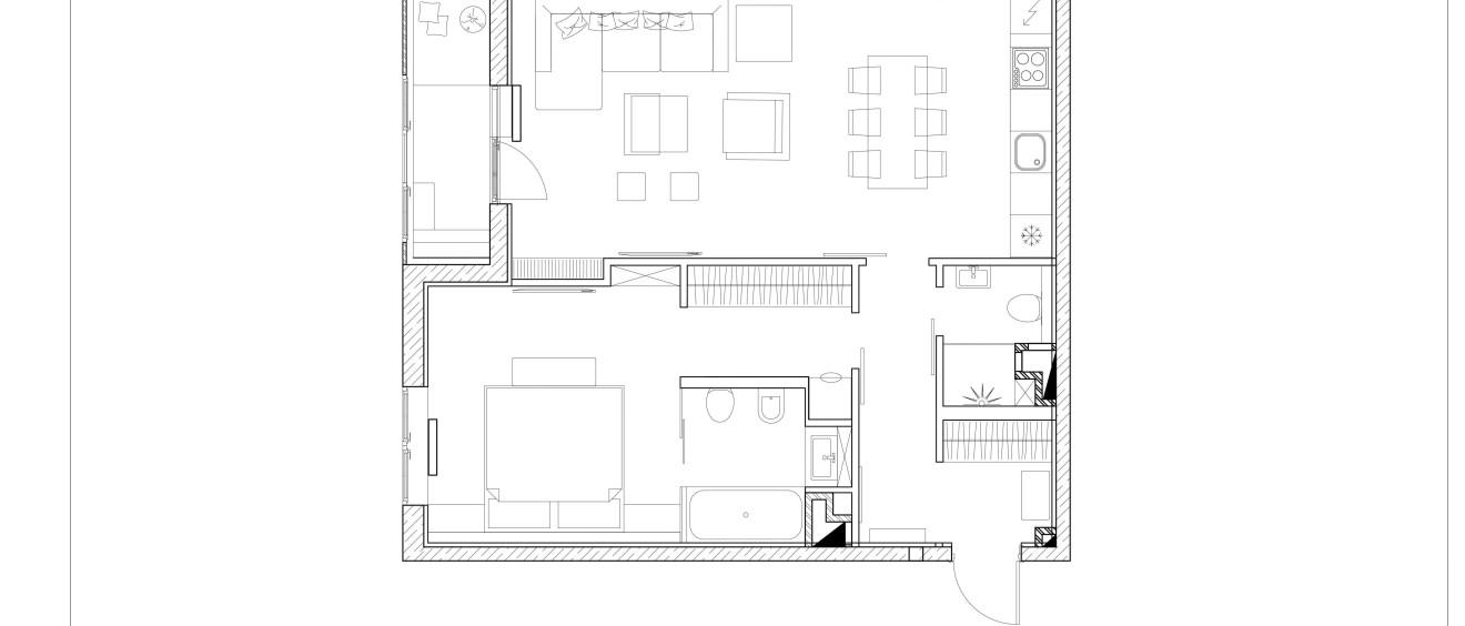 Дизайн интерьера в Самаре - студия дизайна Милла