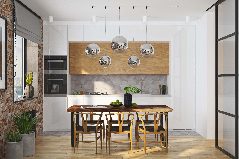объединение кухни и гостиной перепланировка geometrium