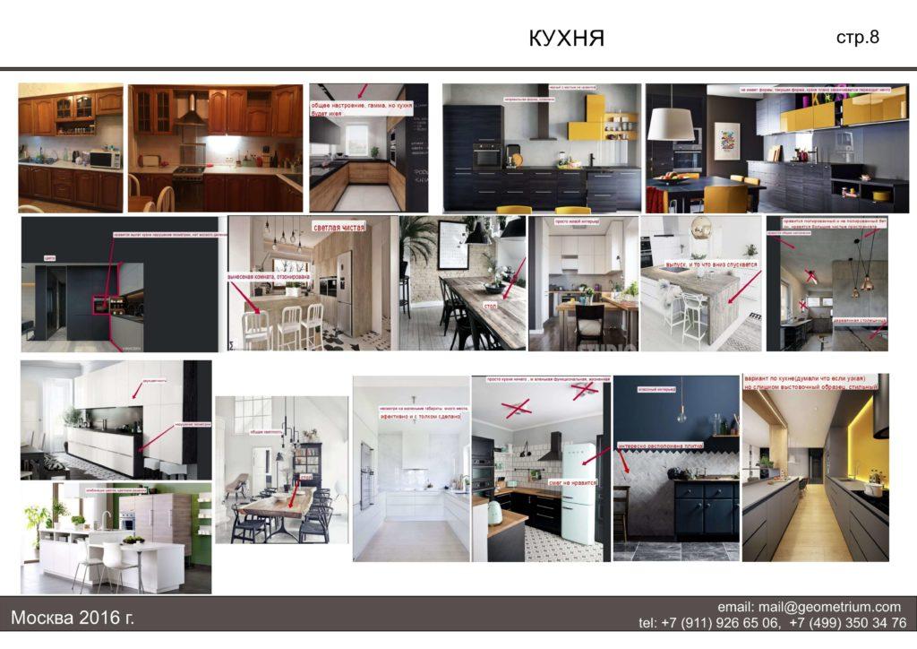 выбор мебели в дизайне интерьера