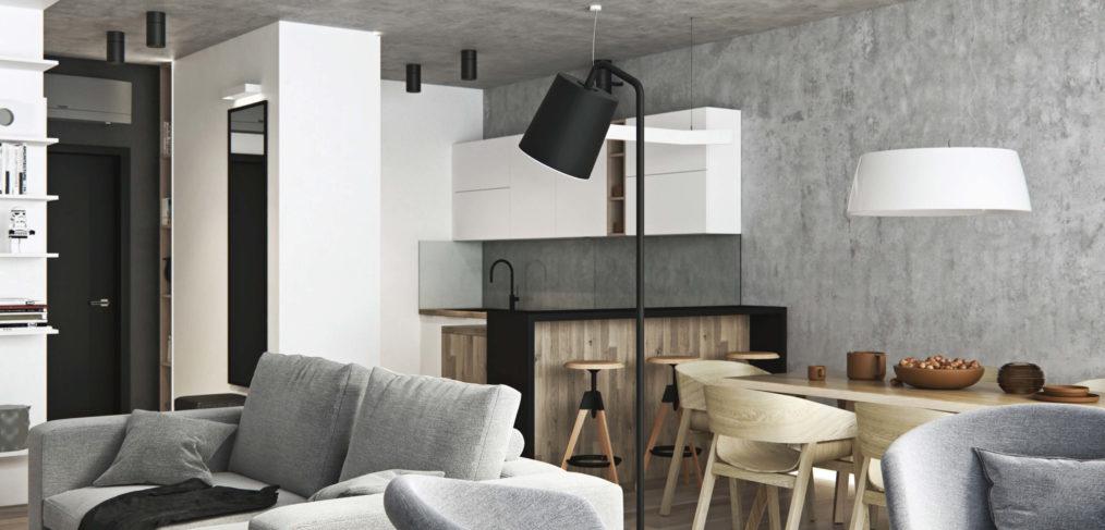 эко дизайн кухня