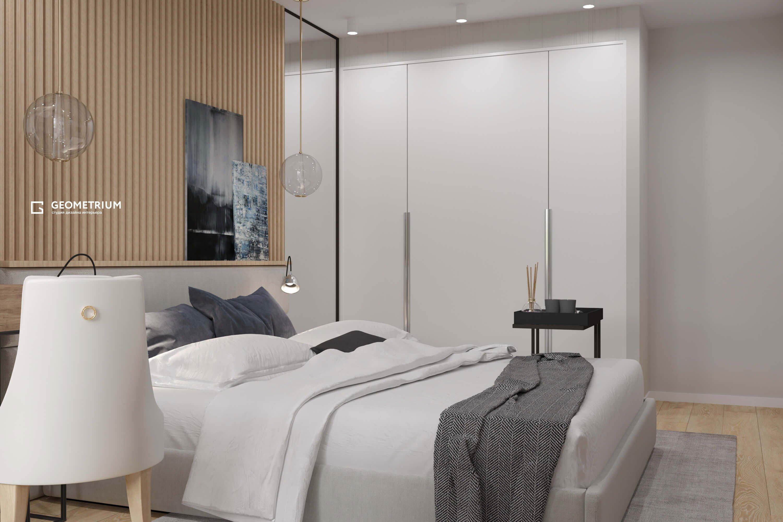 функциональное освещение спальни