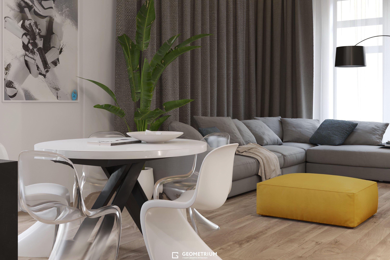 дизайн квартиры в современно стиле