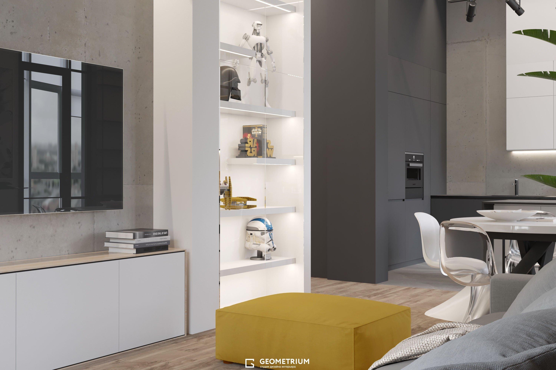 фото квартиры в современном стиле