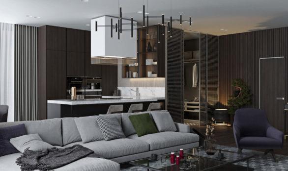 Квартира в Нью-Йорке 142 кв.м.