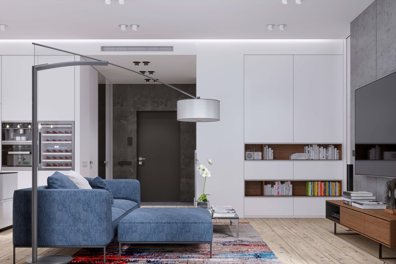 ремонт квартир в современном стиле