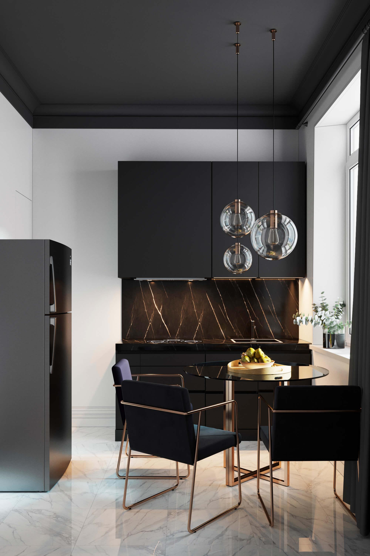 Дизайн проект квартиры 100 м