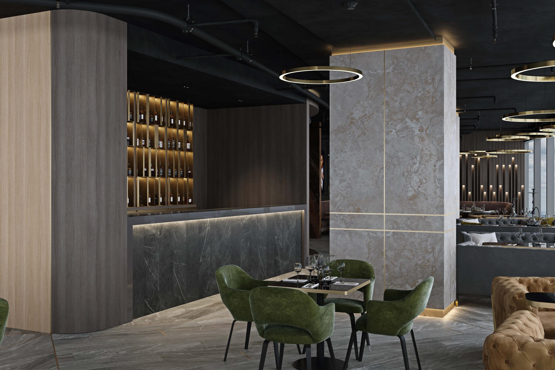фото дизайна ресторана
