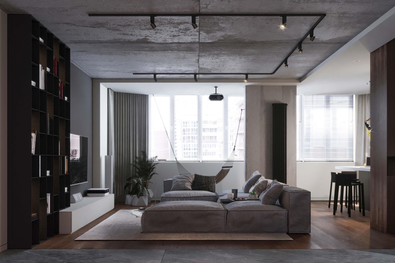 дизайн квартиры 117 метров