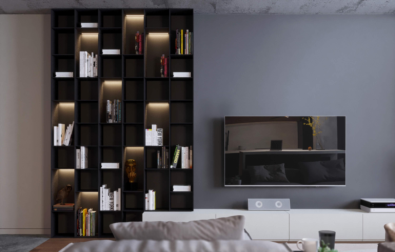 дизайн квартиры более 100 метров