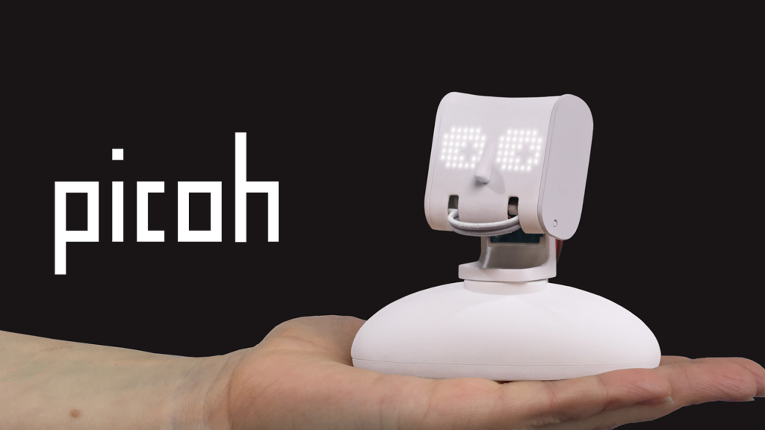 Picoh — робот-помощник