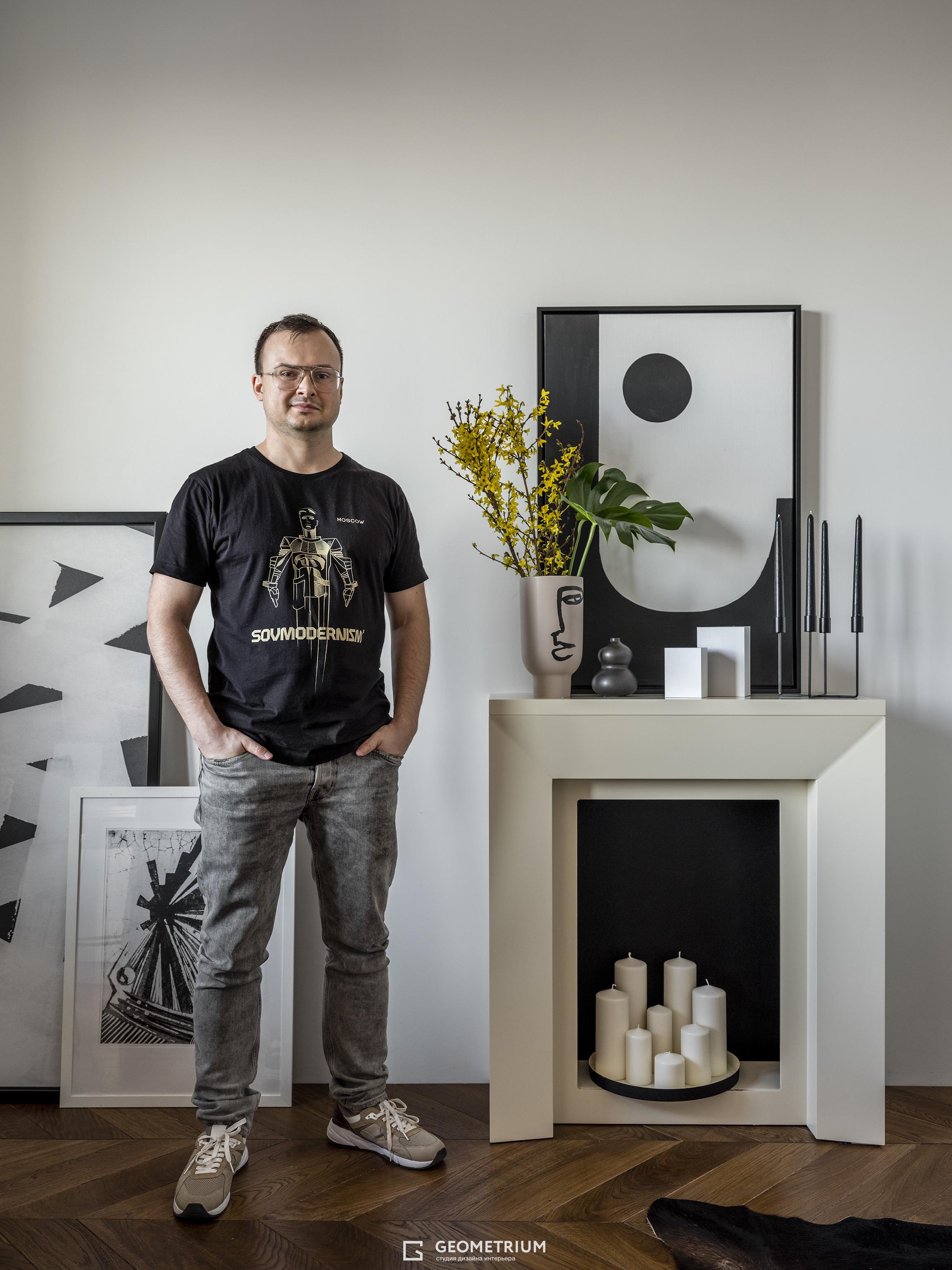 Алексей Иванов архитектор и дизайнер