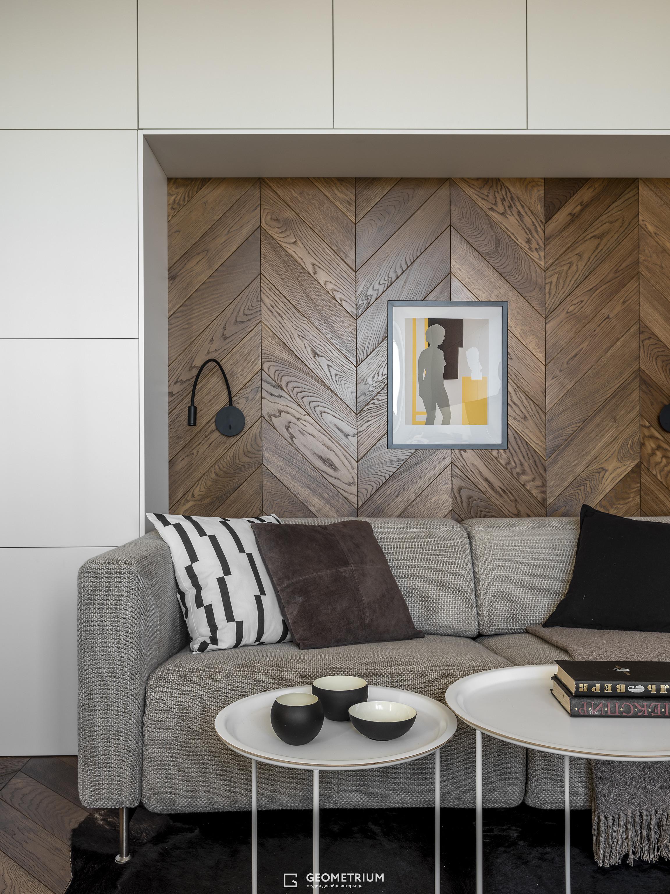 заказть дизайн-проект квартиры 100м