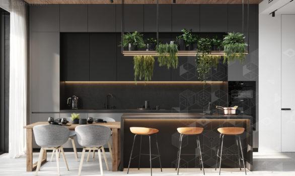 Дизайн двухэтажного дома: Юсупово